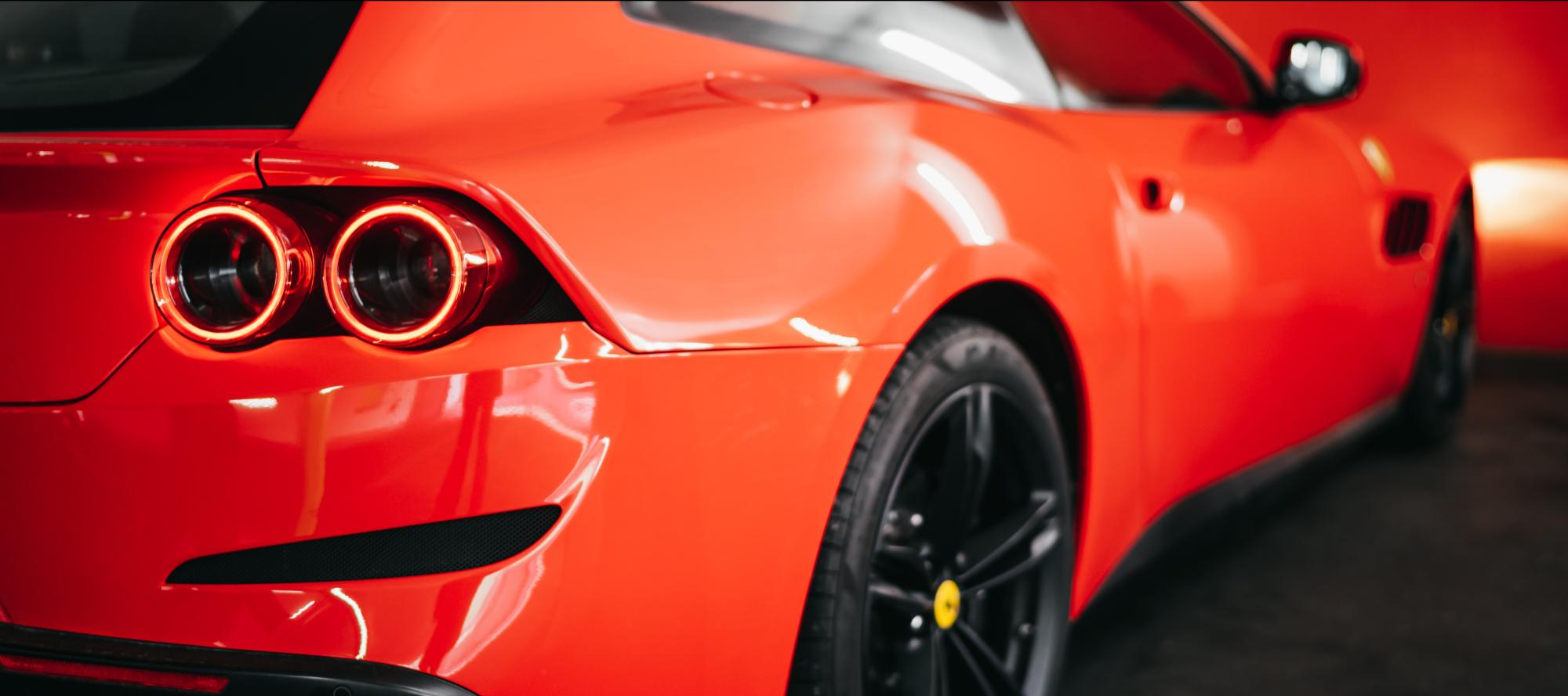 Sportwagen mieten Ferrari Zürich