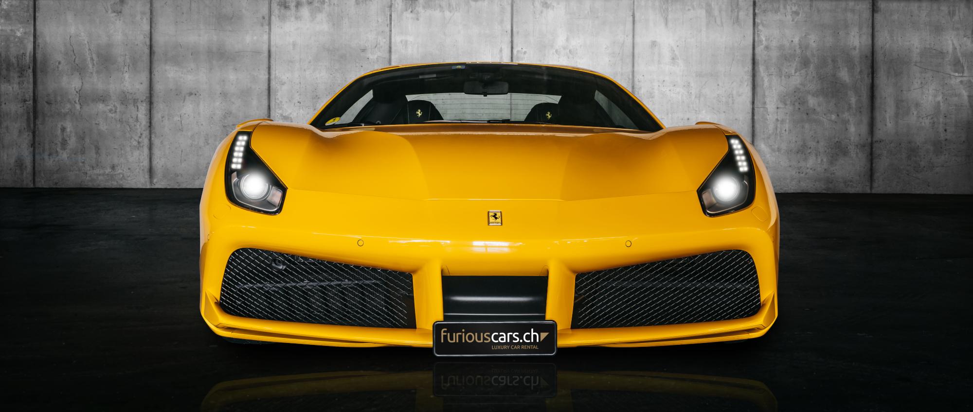 Ferrari mieten Zürich
