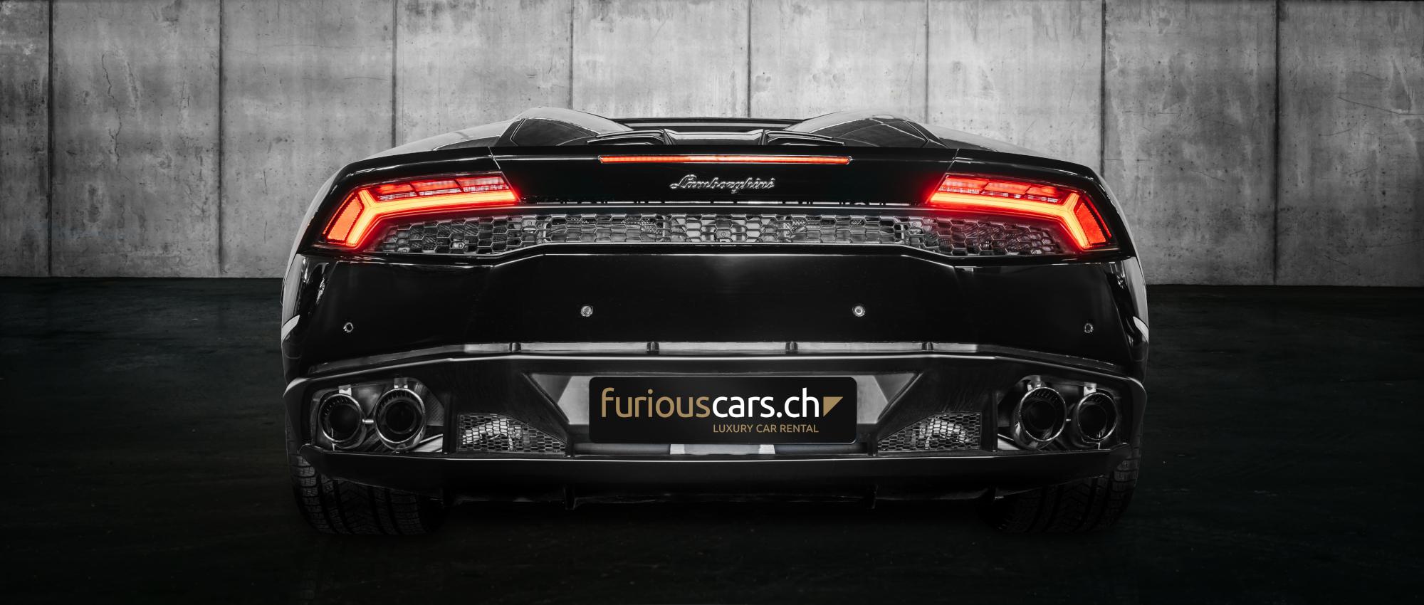Luxusauto mieten Zürich